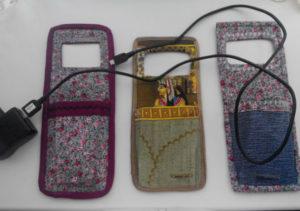 Телефоно-держатели для зарядки