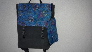 Сумочка-кошелек на ремешке для рюкзака