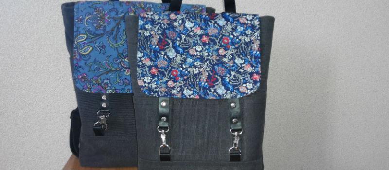 Городские рюкзаки «Эко стиль»