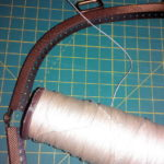 Капроновые нитки для фермуара