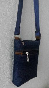 Задняя сторона сумочки