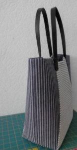 Вид сумки с боку